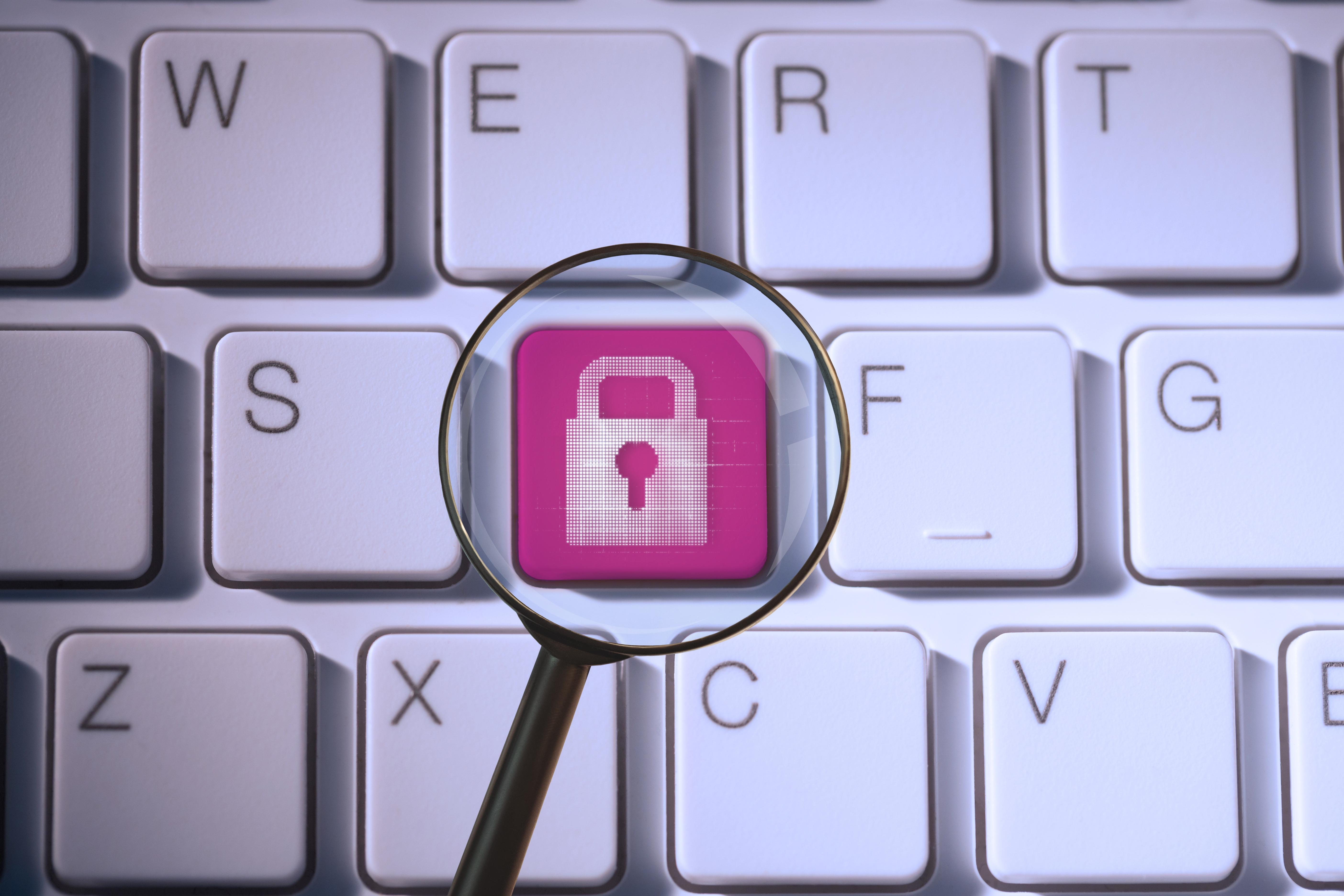 Vi vil beskytte dine data mod at blive lækket!