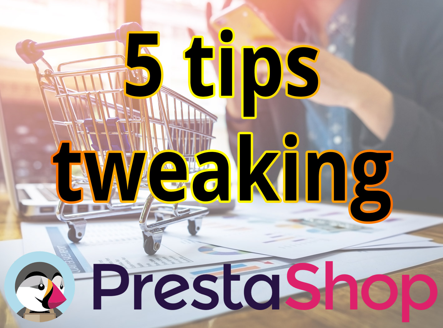 5 tips der kan tweake din Prestashop (med fokus på mersalg).