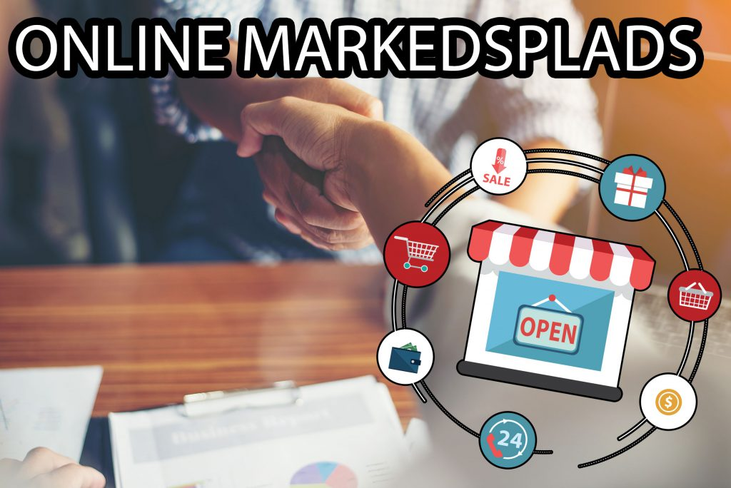 online markedsplads