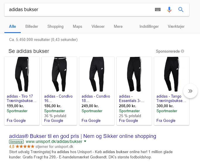 Google Shopping – Skal man registrere søgeord?
