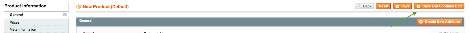 Hvordan indtastes EAN nummer i Magento